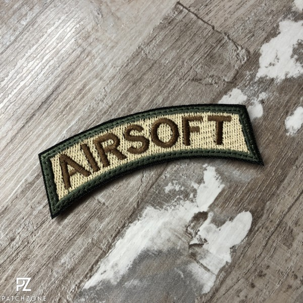 Airsoft Tab Patch