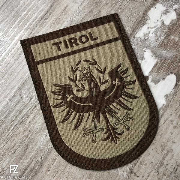 Bundesland Tirol (vers. Farben)