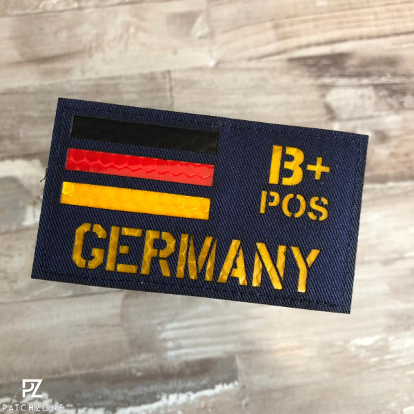 German ID Patch