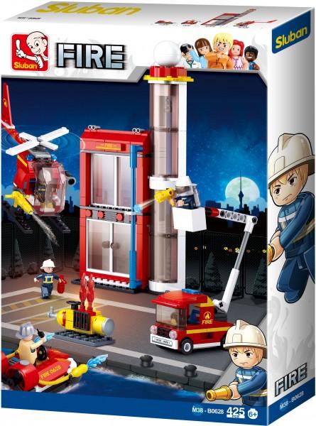 Feuerwehr Übungsturm