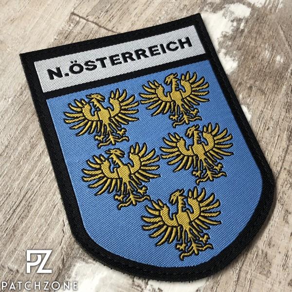 Bundesland Niederösterreich (vers. Farben)