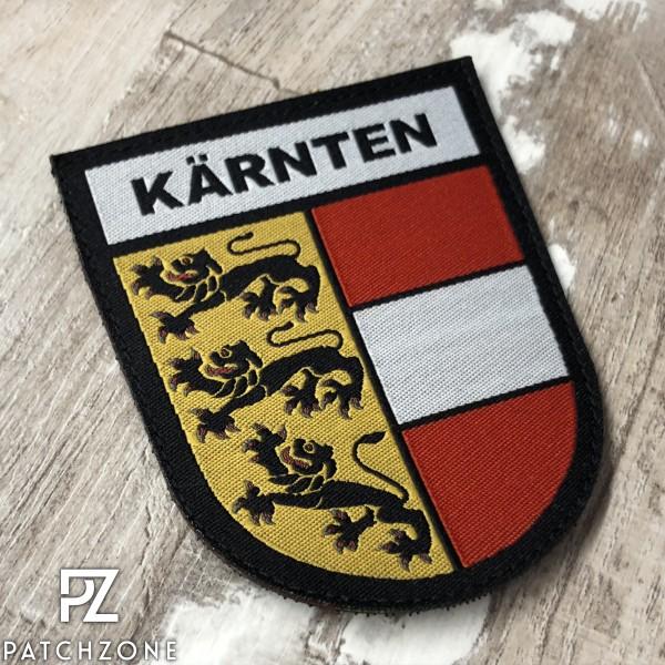 Bundesland Kärnten (vers. Farben)