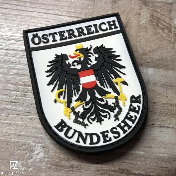 Österreich Bundesheer Weiß