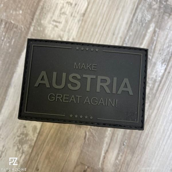 Make Austria Great Again (vers. Farben)