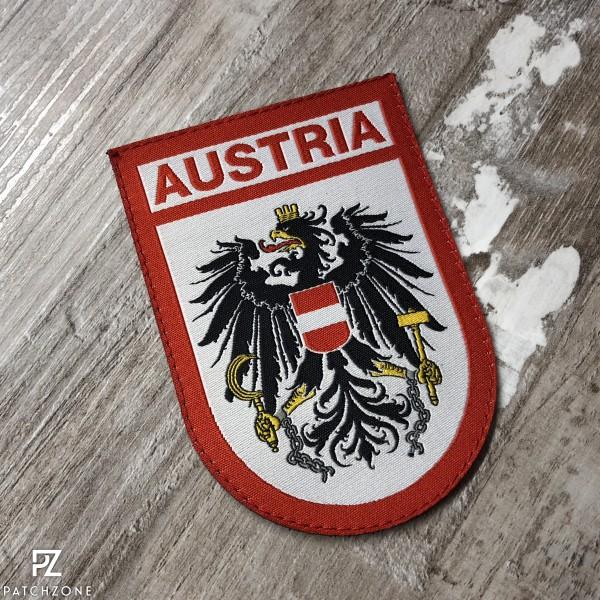 Austria Ärmelabzeichen (vers. Farben)