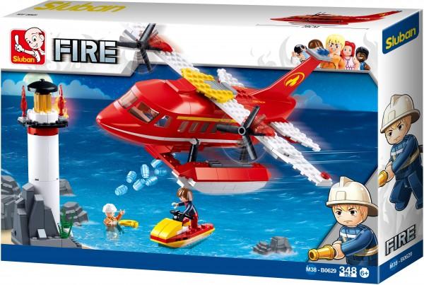 Feuerwehr Löschflugzeug