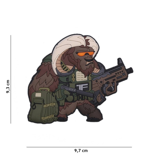 TF-2215 Patch Contractor Ox Nr.1