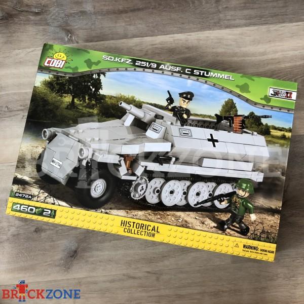 """Sd.Kfz. 251/9 Ausf. C """"Stummel"""""""