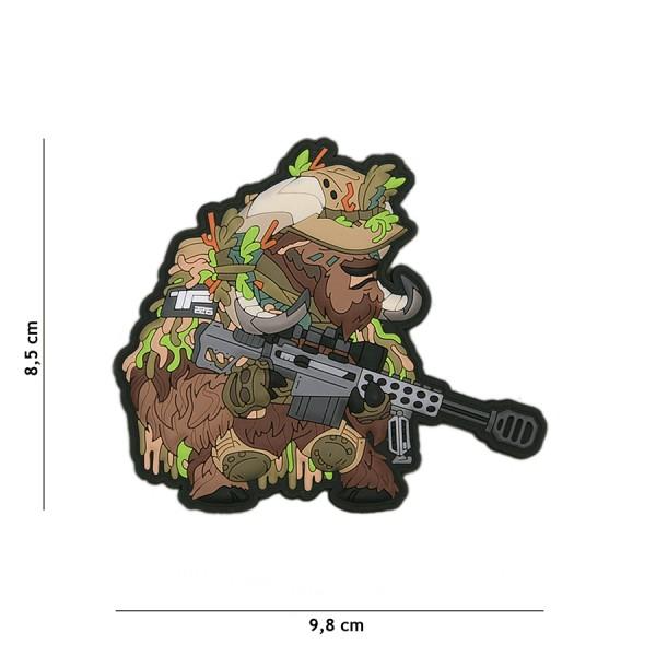 TF-2215 Patch Sniper Ox No.3