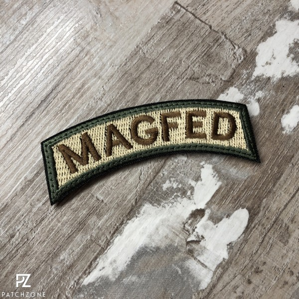 Magfed Tab Patch