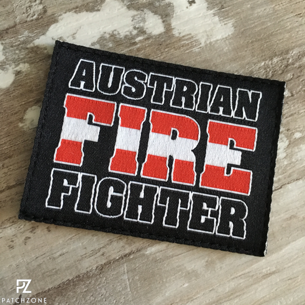 Austrian Fire Fighter