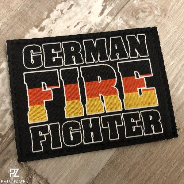German Fire Fighter