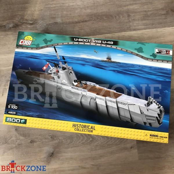 U-Boot VIIB U-48